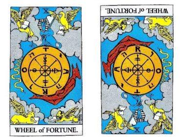 【完全網羅】タロット占い「運命の輪」の恋愛での意味を解説【片思い・復縁・結婚・不倫】