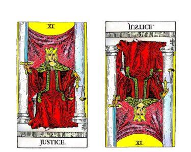 【まるわかり】タロット占い「正義」の恋愛での意味を解説【片思い・復縁・結婚・不倫】