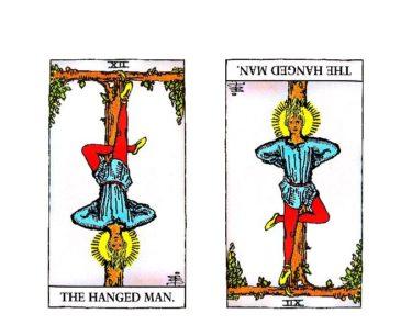 【まるわかり】タロット占い「吊るされた男」の恋愛での意味を解説【片思い・復縁・結婚・不倫】