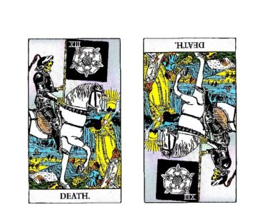 【まるわかり】タロット占い「死神」の恋愛での意味を解説【片思い・復縁・結婚・不倫】